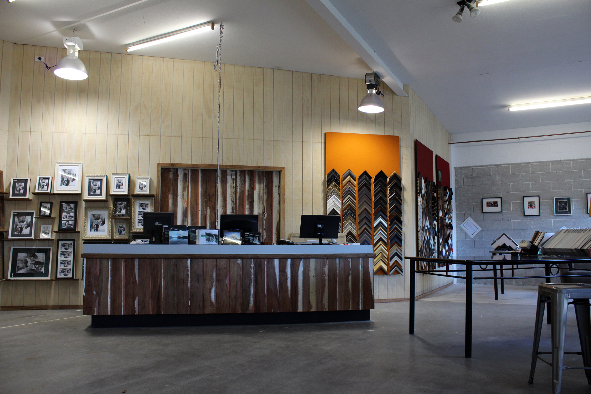 Completed Imageland Shop Fit Out