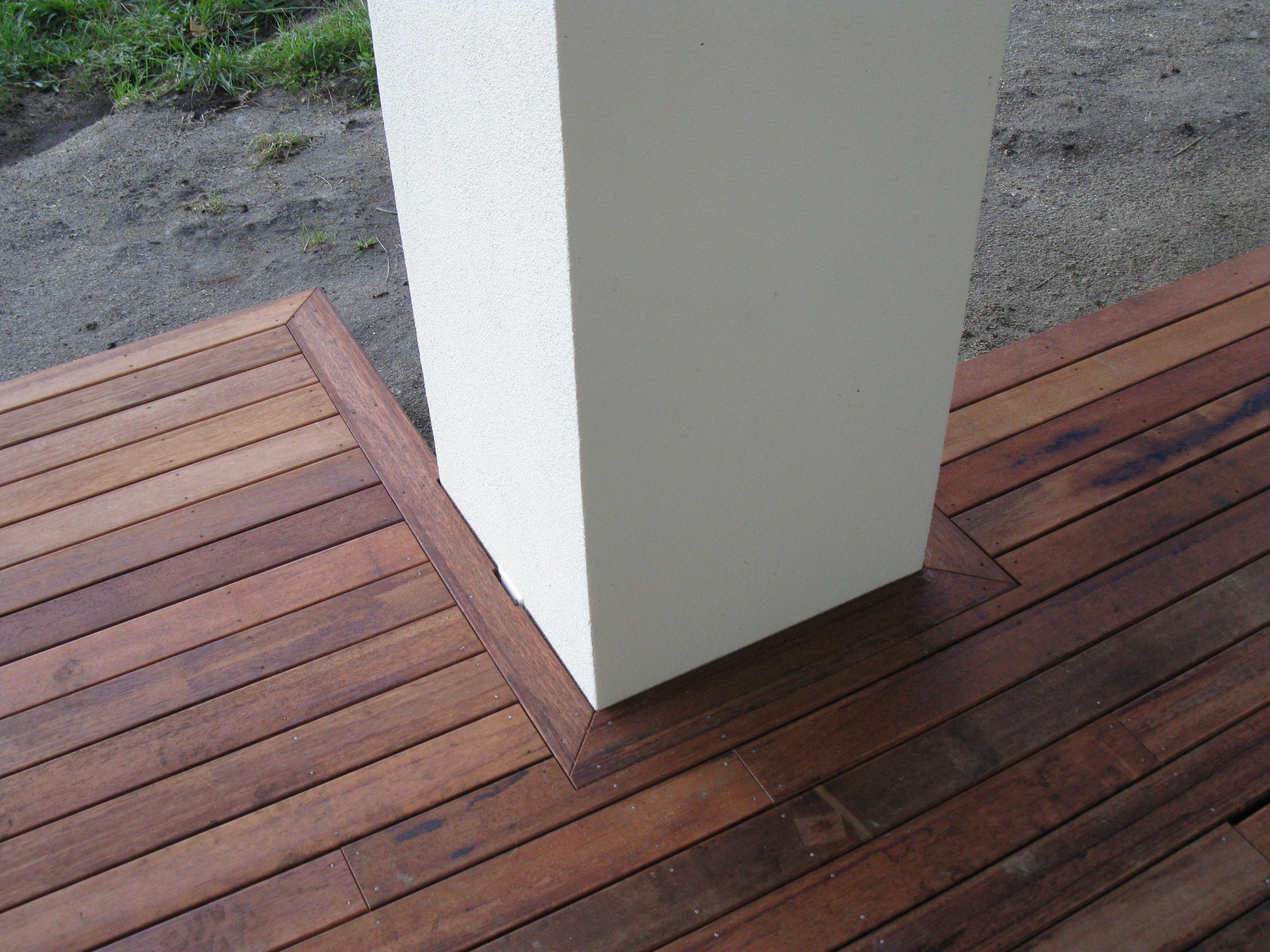 Decking Detail