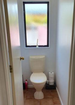 Toilet - before